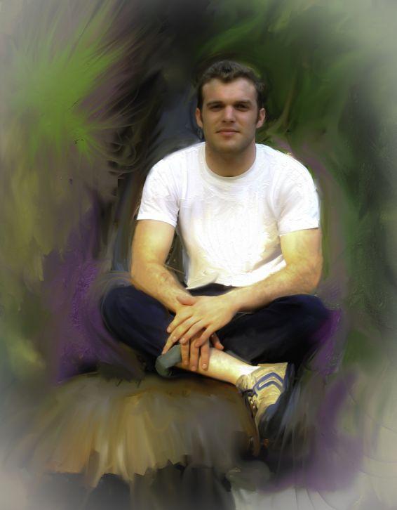 Sam in Central Park