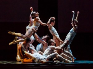 Ballet Austin's LIGHT: The Holocaust & Humanity Project                     Photo: Courtesy of The Kravis Center