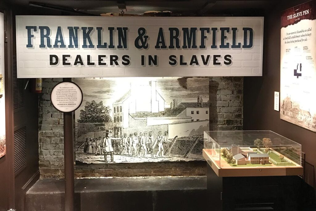 Freedom House Museum on Travel with Terri