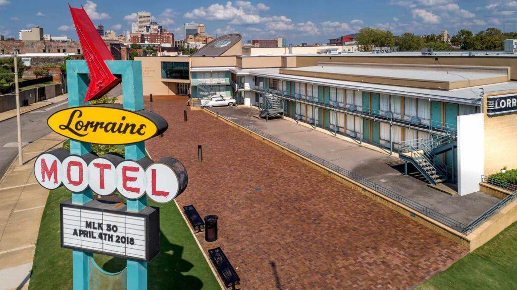 Lorraine Motel Memphis on Travel with Terri
