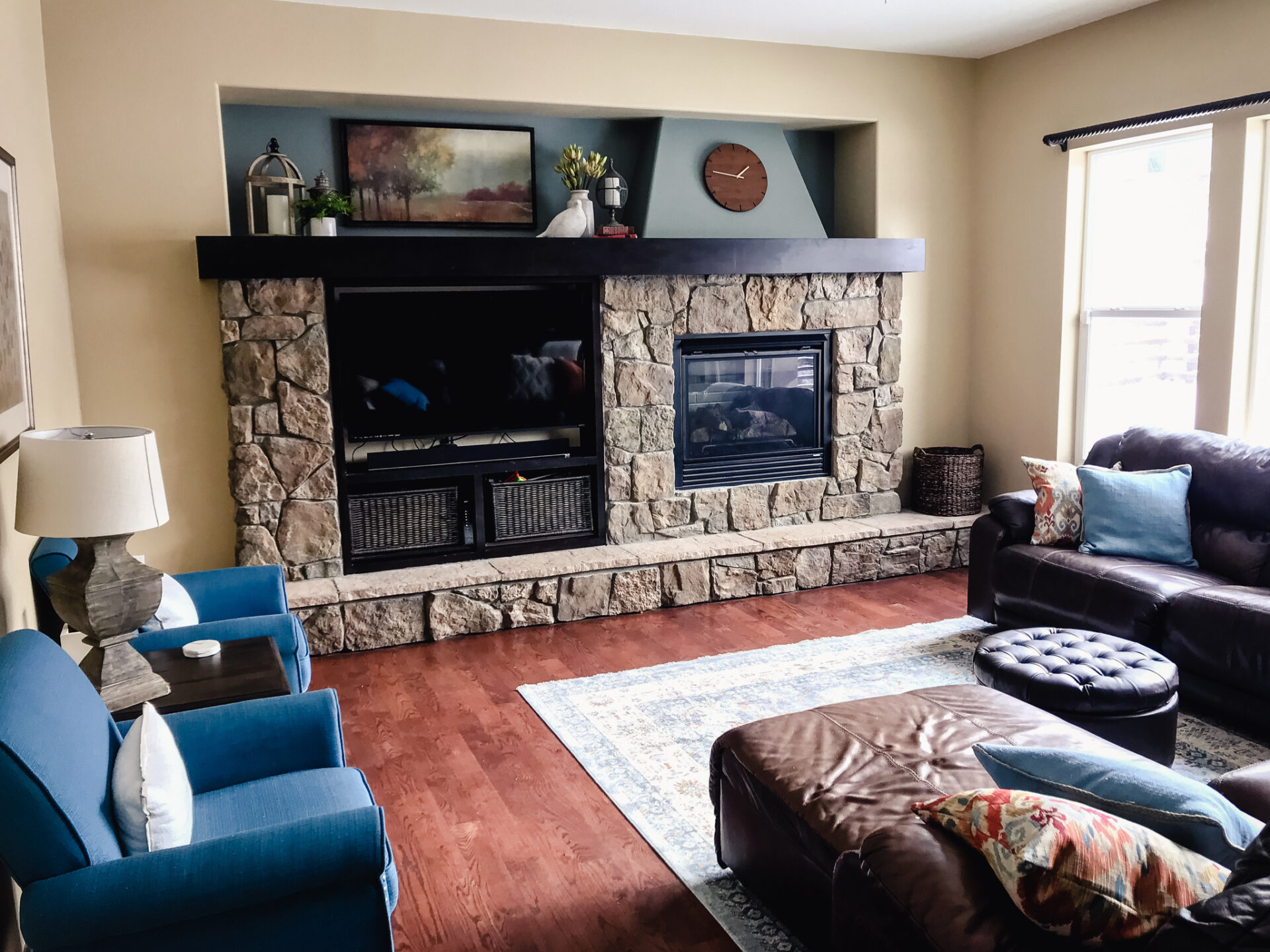 After Family Room Redesign-2