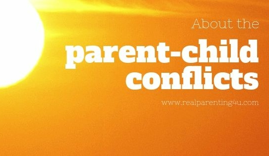 ABOUT THE PARENT-CHILD CONFLICTS
