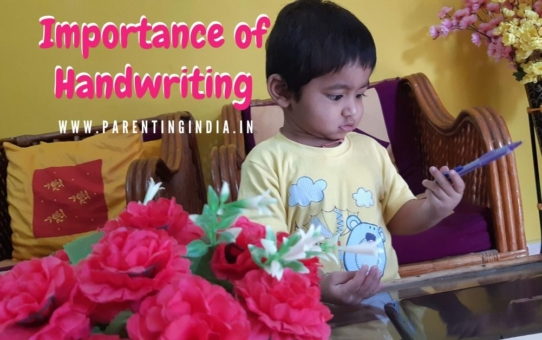 THE IMPORTANCE OF HANDWRITING