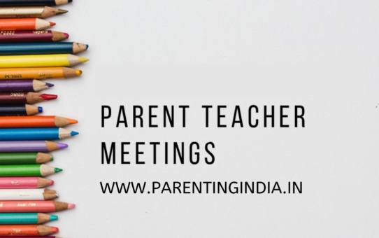 PARENT - TEACHER MEETINGS