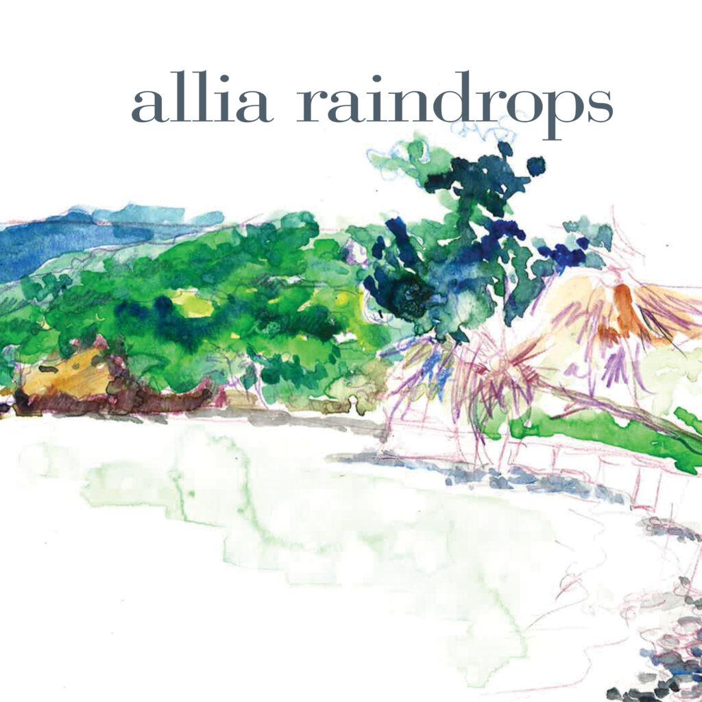 allia raindrops