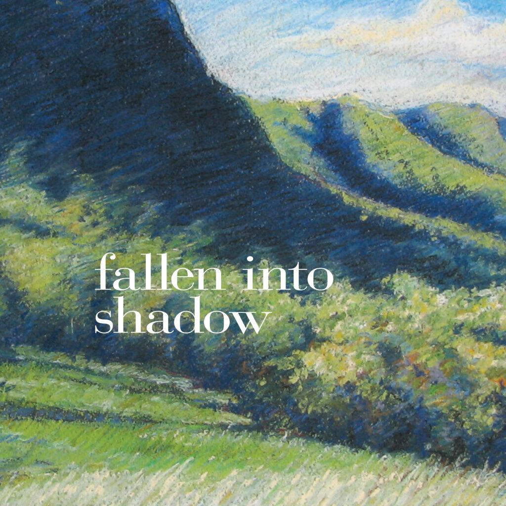 fallen into shadow