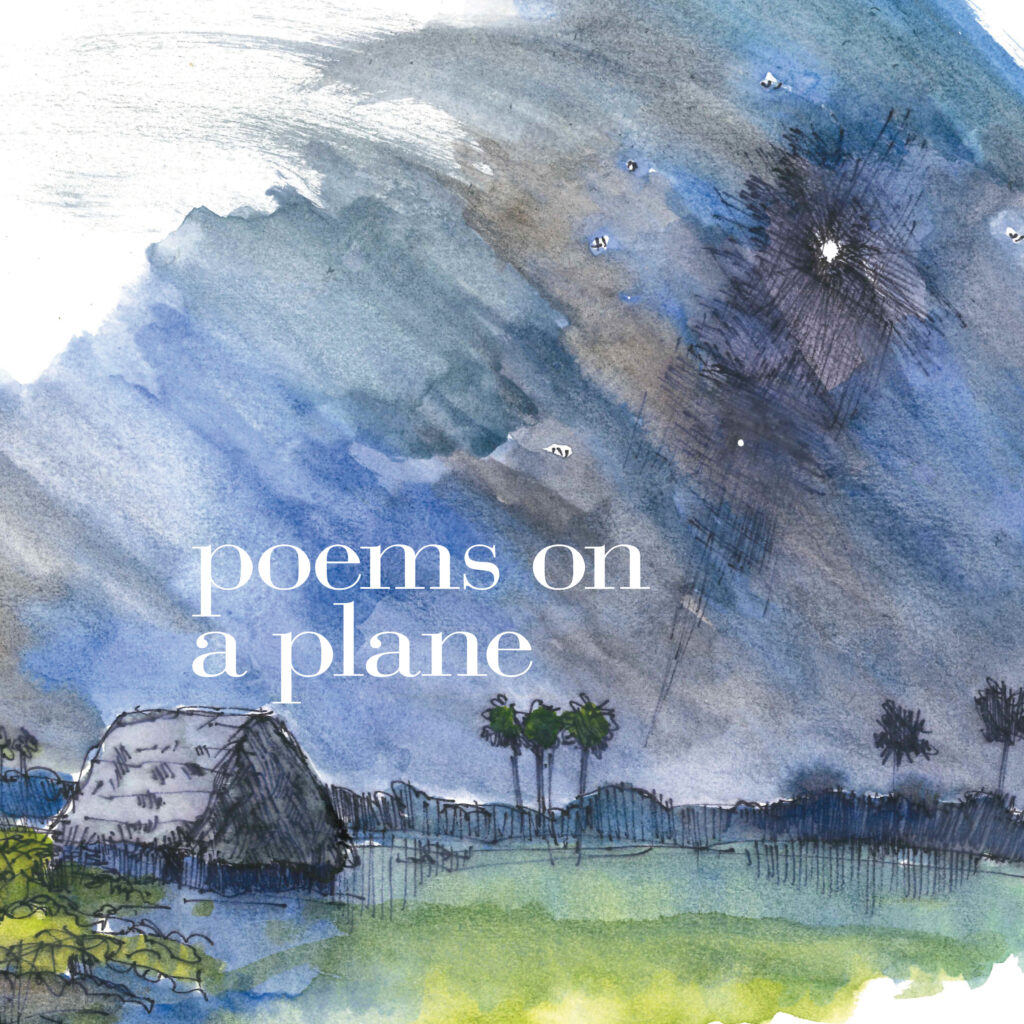poems on a plane