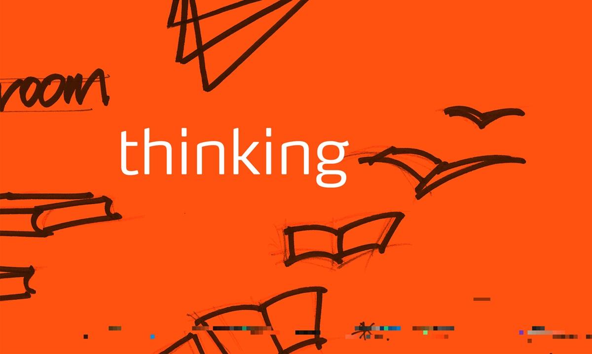 Trishul blog - thinking