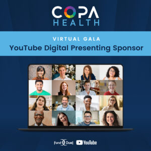 YouTube Digital Presenting Sponsor