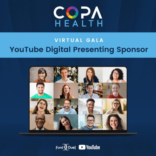 YouTube Digital Presenting Sponsor