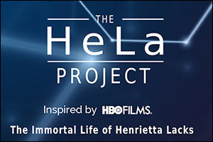 HBO presents the HeLa Project which features a group exhibition including Zoe Buckman's Champion