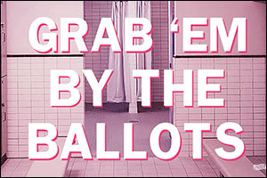 Political Advertisement by Zoe Buckman for For Freedoms