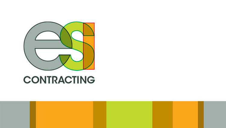 esi logo and color palette
