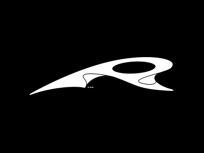 oakley red logo design