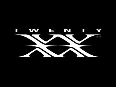 oakley twenty xx logo design