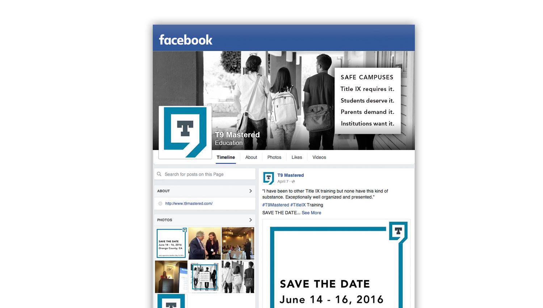 social media presence design