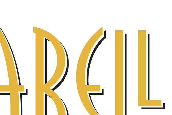 picarelli restaurant logo design cropped