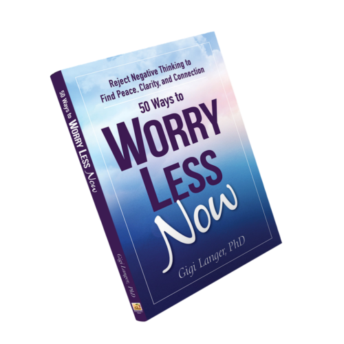 Worry Less Now Cover