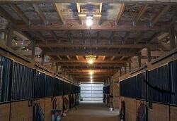 Horse Barn Toulon Illinois