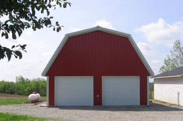 Building ID: 1259, Residential Storage, Illinois City, Illinois