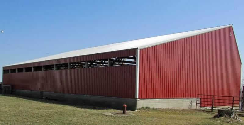 Post Frame Buildings Mt Pleasant, Iowa, Greiner Buildings Inc.