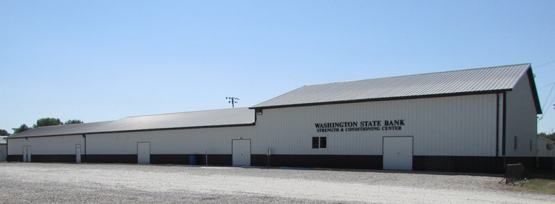 Washington Strength & Conditioning Center - 50' x 56' x 14'