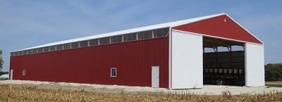 Commercial and Residential Pole and Post Frame buildings for Kewanee, Illinois
