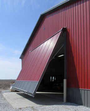 Farm Buildings for Iowa and Illinois