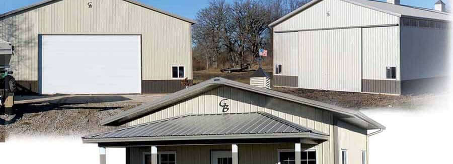 Commercial and Residential Pole buildings Oskaloosa Iowa