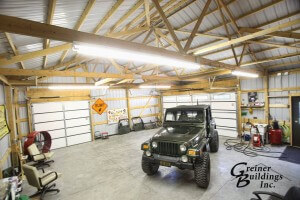 Custom workshop builder Marshalltown IA