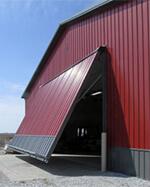 Workshop Exterior by Greiner Buildings