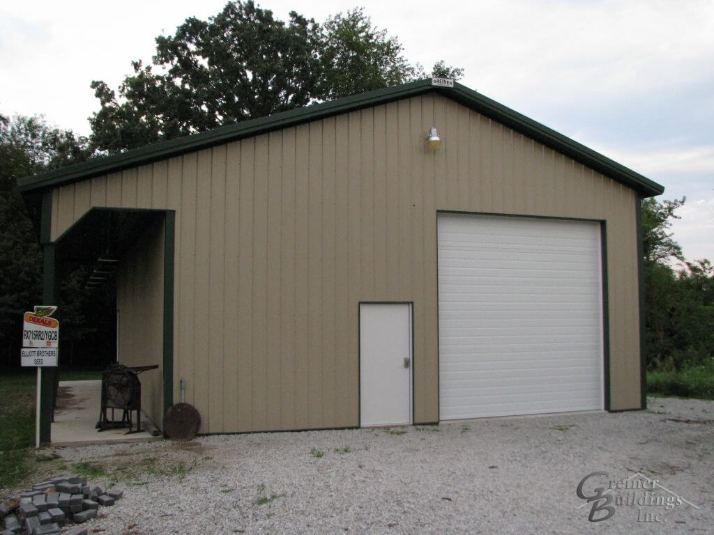 Iowa Garage Construction Company