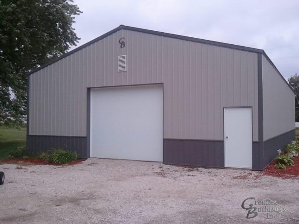Iowa Garage Builder