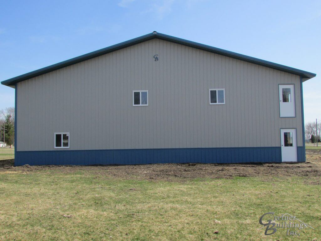 Iowa Pole Barn