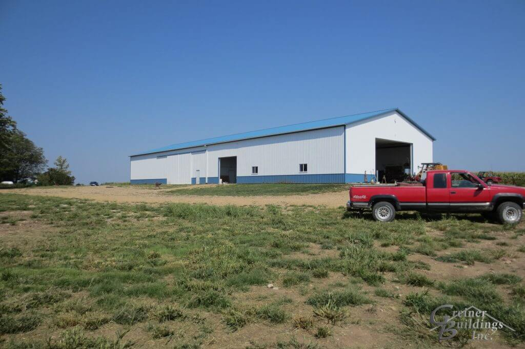 Iowa Pole Barn Builder