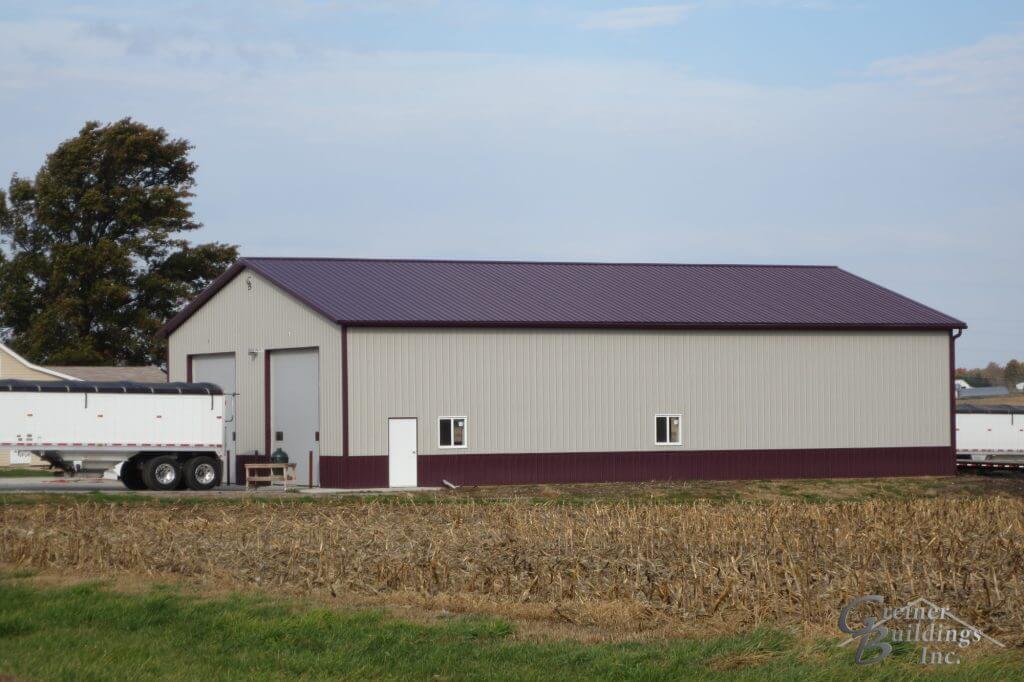 Illinois Post Frame Builder