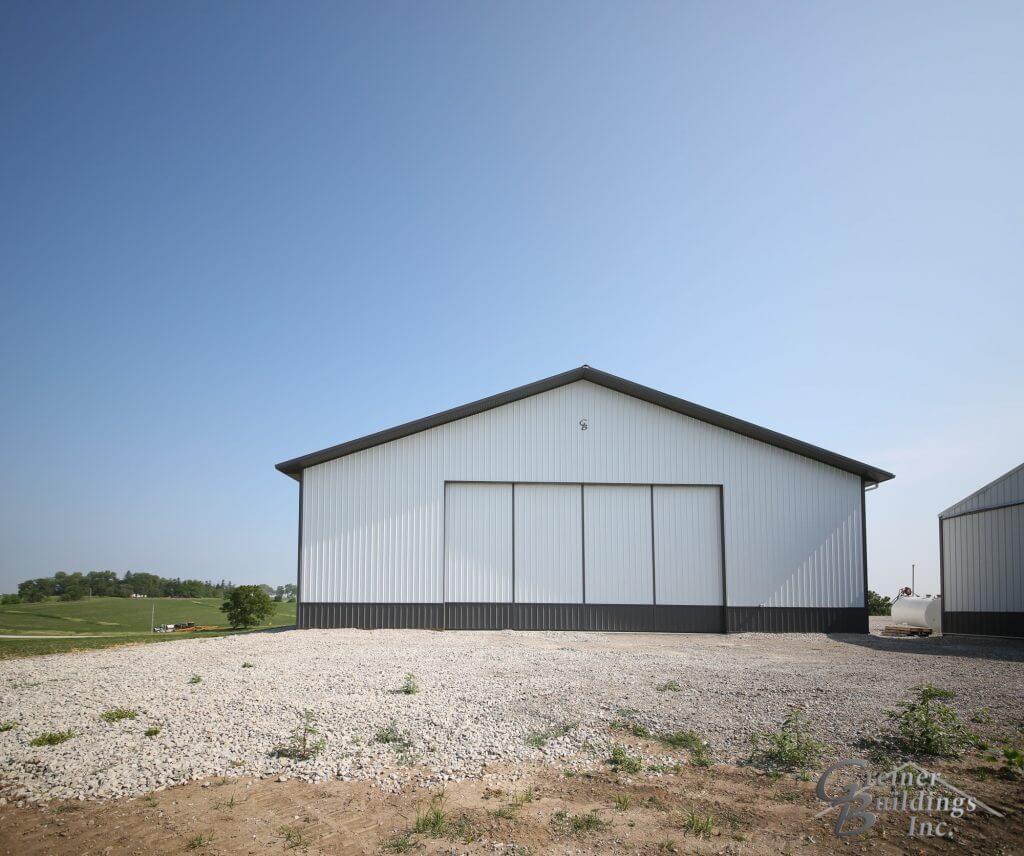 Iowa Pole Barn Farm Shop