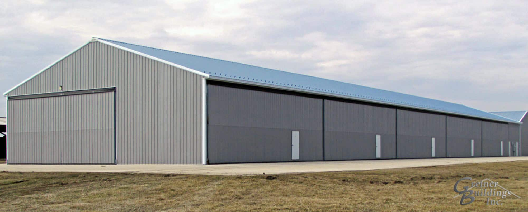 custom airplane hangar construction services