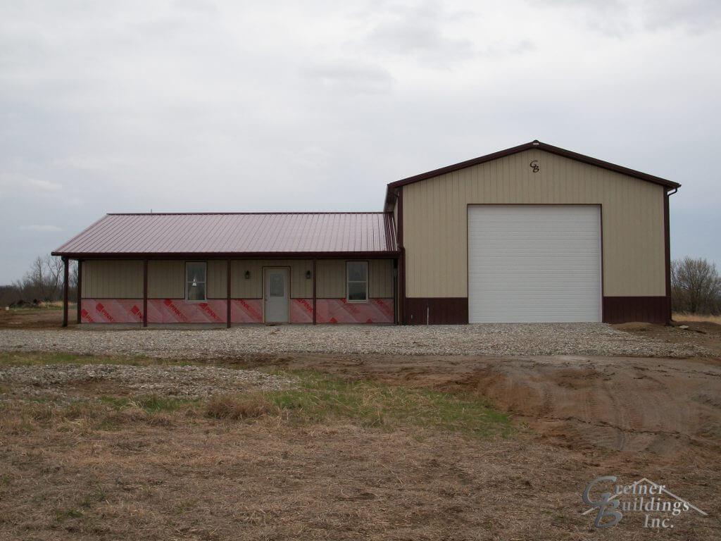 Iowa Garage Construction Company