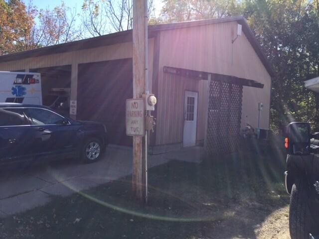 Remodeled Pole barn