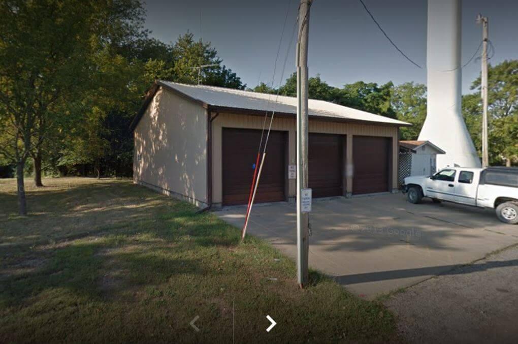 Remodeled Iowa Pole Barn