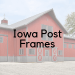 iowa post frame buildings
