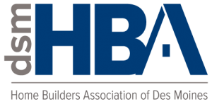 des moines iowa home builders association logo