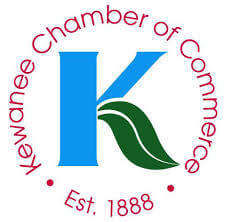 kewanee chamber of commerce colored logo