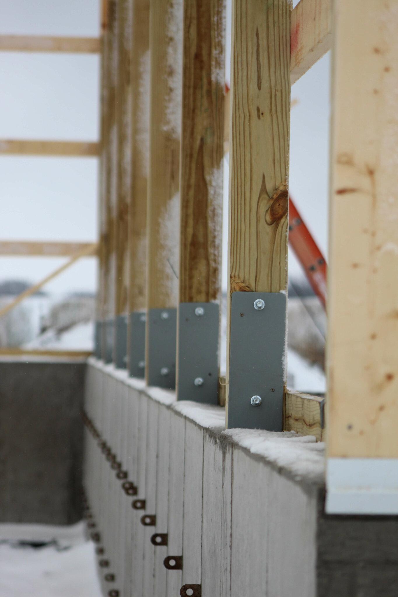 pole barn post savers