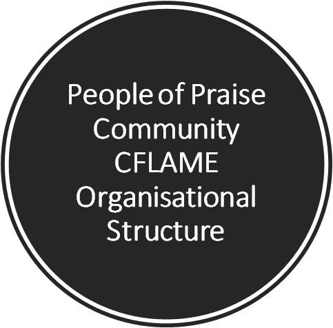 CFLAME Organizational Structure