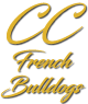 Coronado Crown French Bull Dogs Logo