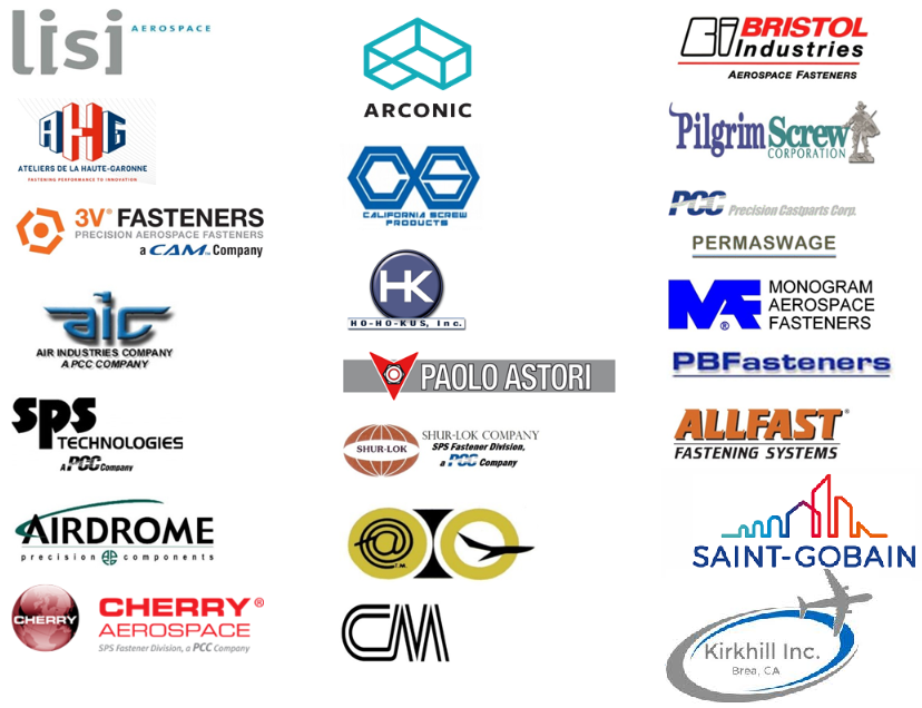 Our Suppliers - Align Aerospace