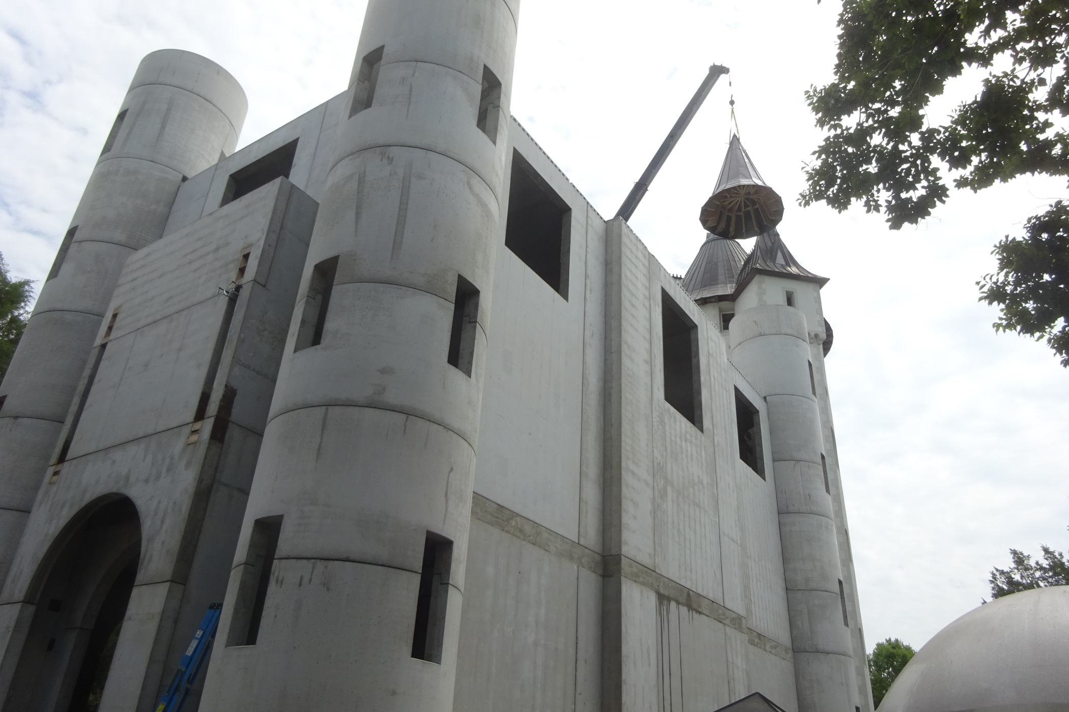 Castle Addition