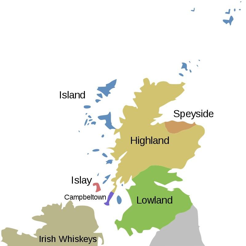 scotch-whisky-regions